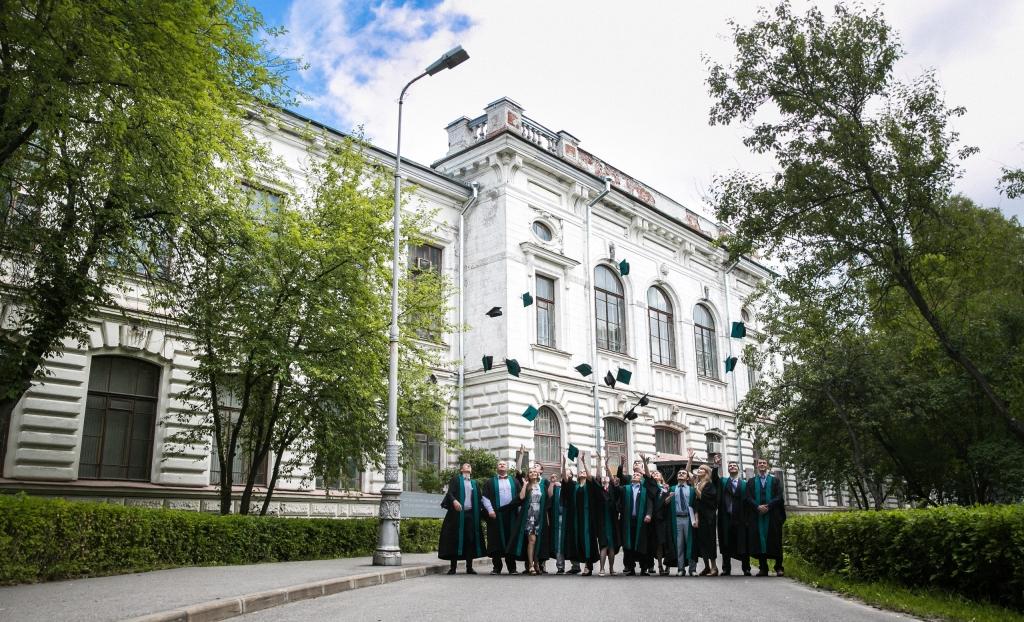 Торжественная церемония выпускников ИММиТ 2017