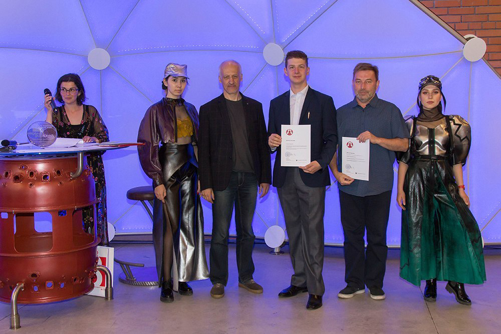 Дизайн-проекты политехников представлены на выставке Санкт-Петербургского Союза дизайнеров