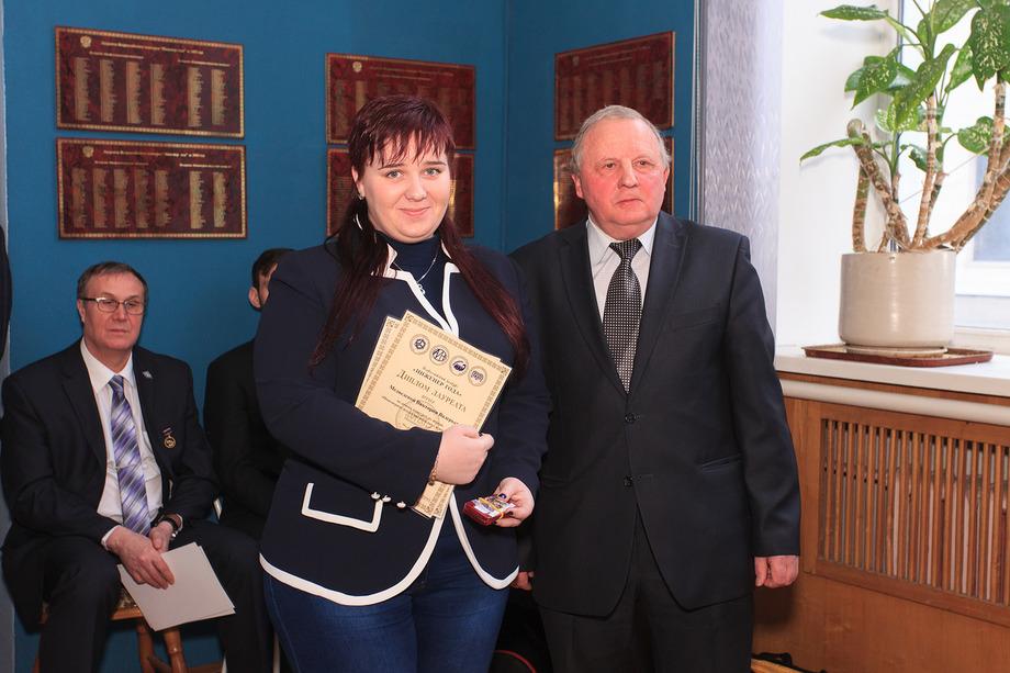 Победа на XVII Всероссийском конкурсе «Инженер года-2016»