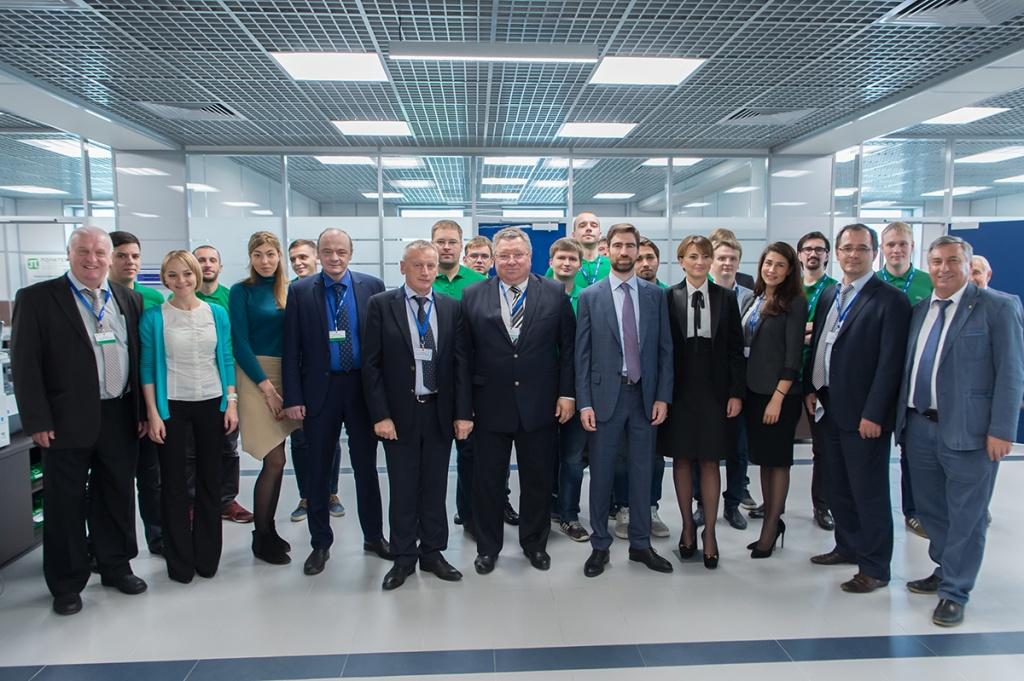 ИММиТ на открытии научно-практического комплекса БПК-Север (Балтийская промышленная компания)