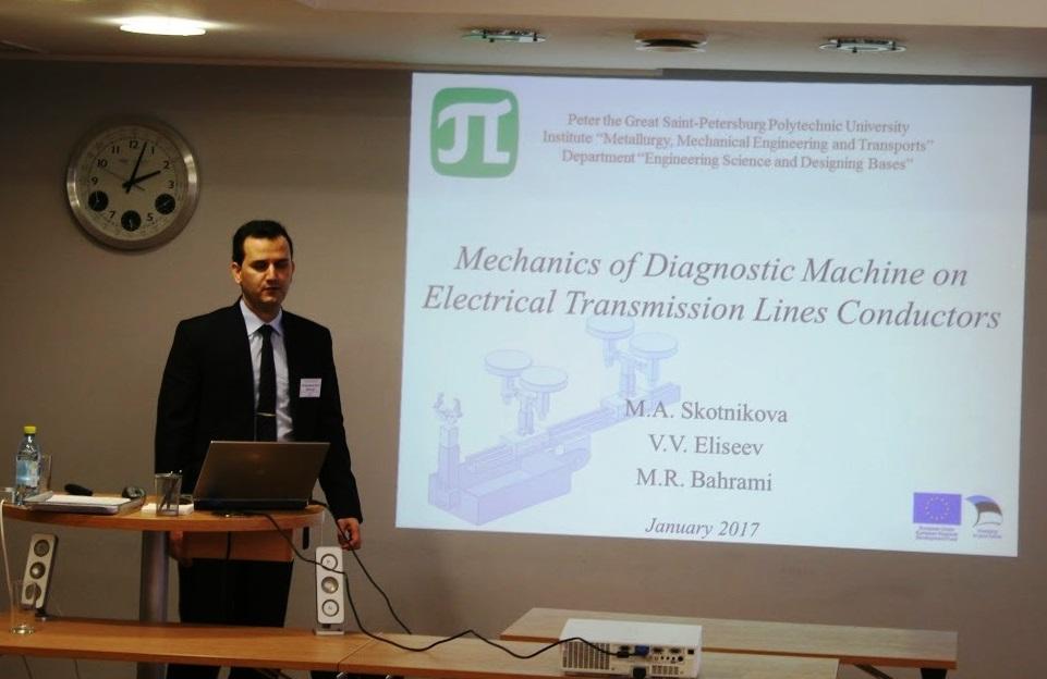 Принято участие в 16-ом Международном Симпозиуме «Doctoral school of energy and geotechnology II»