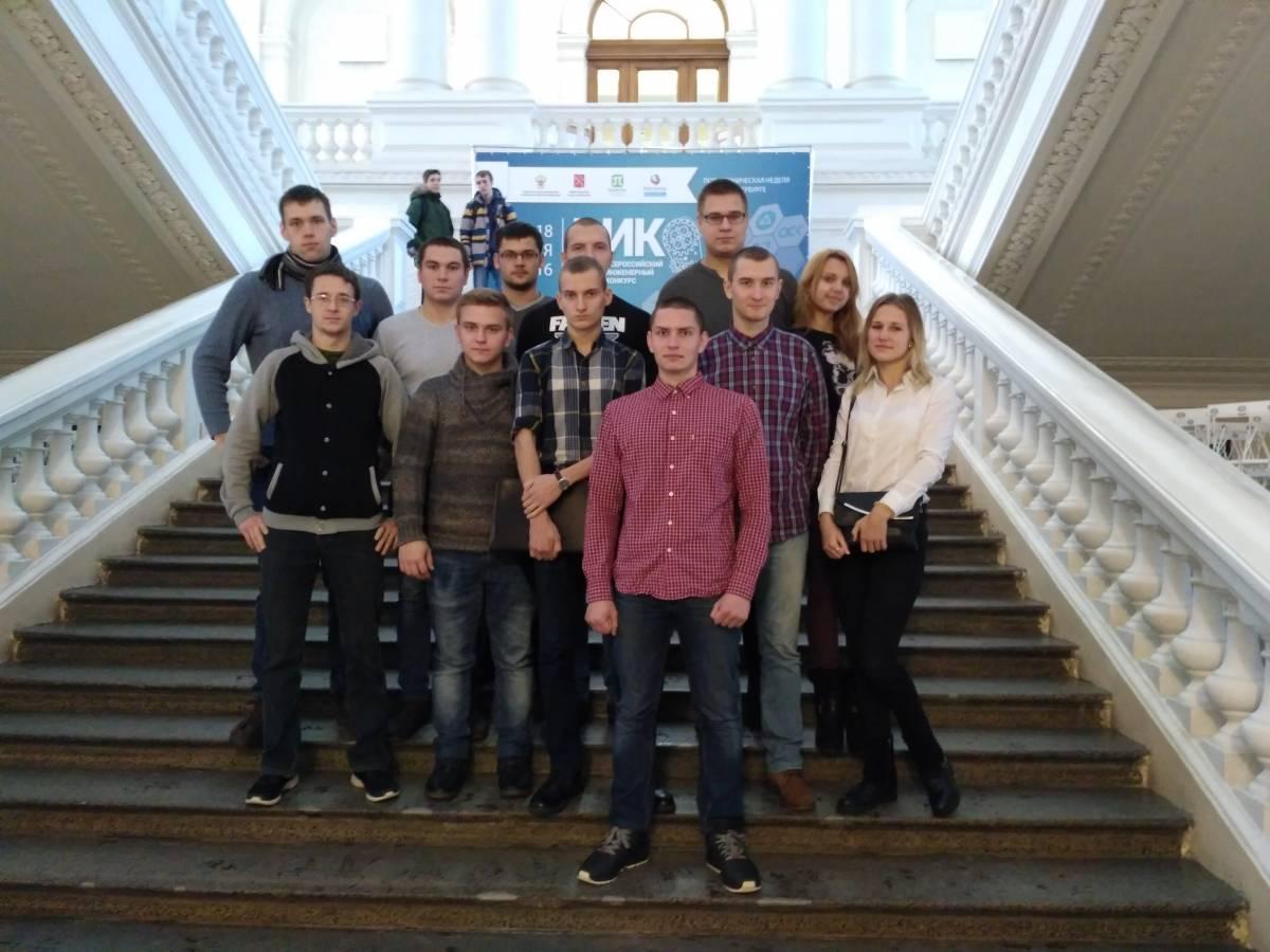 Учеба студентов БРУ в СПбПУ