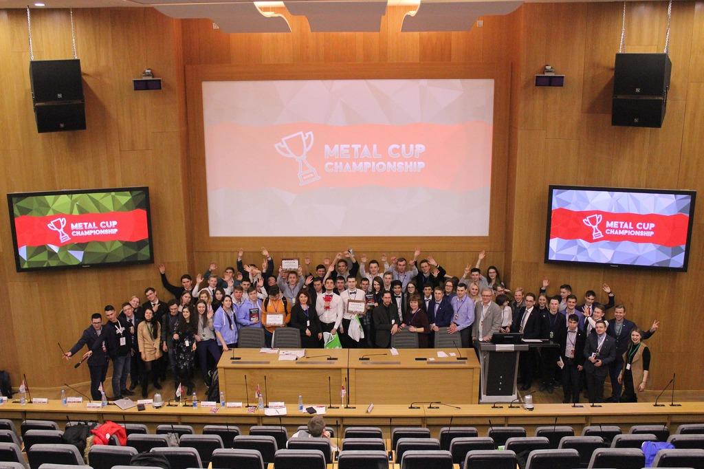 О том как прошел отборочный этап СПбПУ Metal Cup 2018