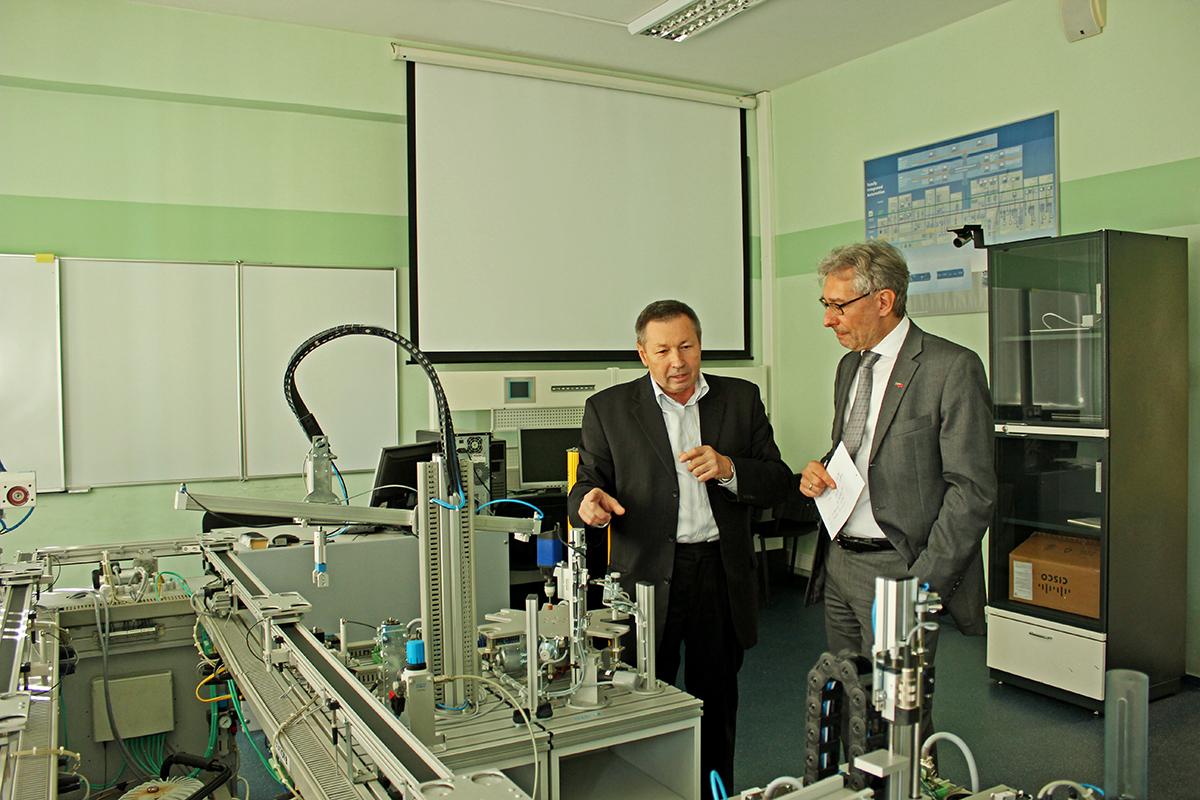 Профессор ТУ Грац: «Умное производство меняет мир к лучшему»