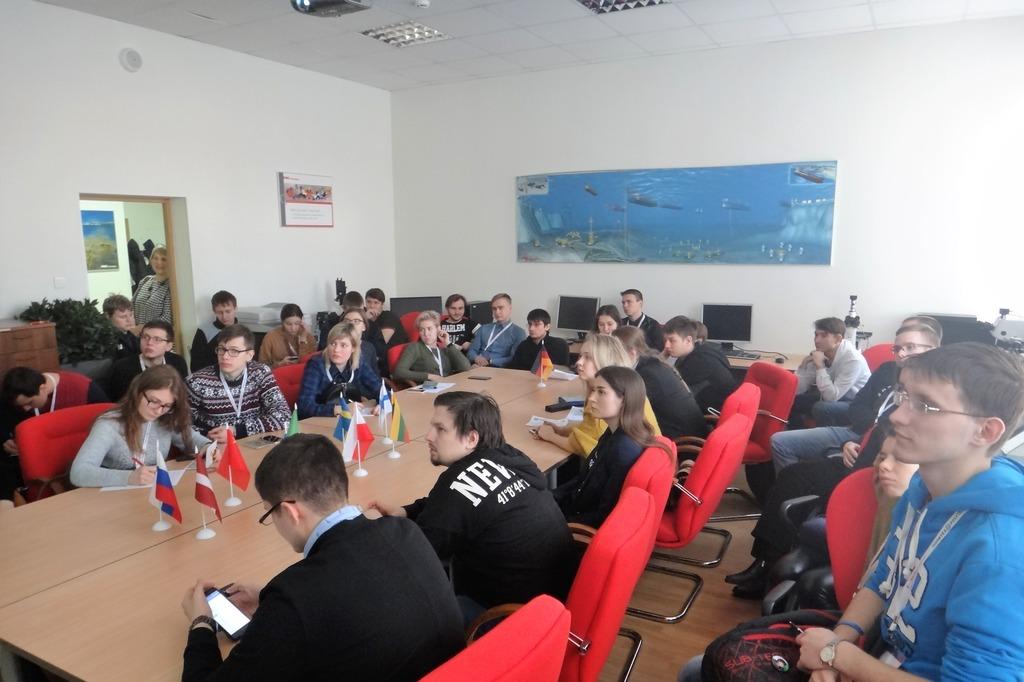 Зимняя школа по трибологии в рамках Всероссийской олимпиады «Я - Профессионал»
