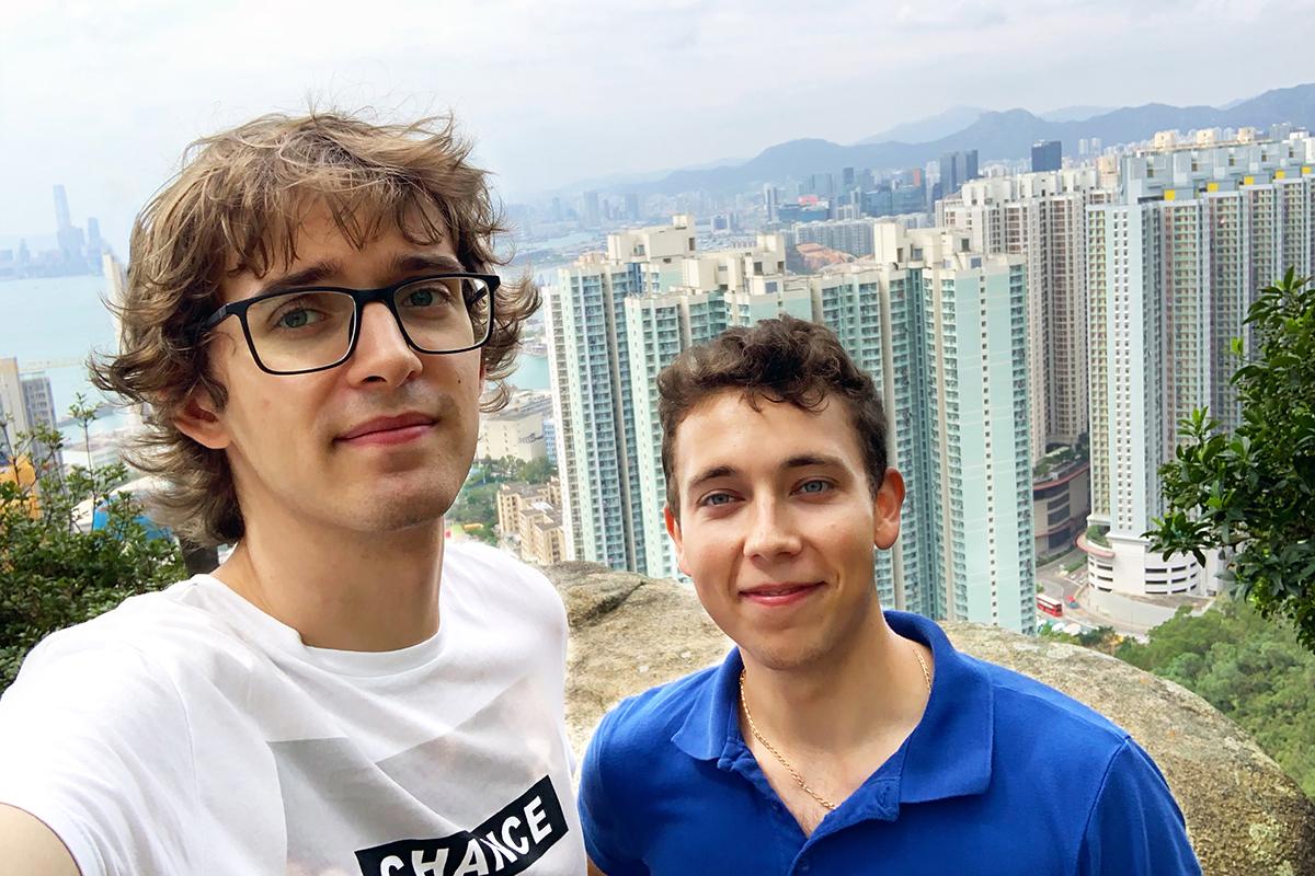 Аспиранты Политеха рассказали о стажировке в Гонконге