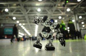 Региональная студенческая олимпиада по робототехнике