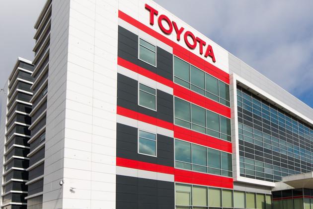Совещание по планам сотрудничества с филиалом ООО «Тойота Мотор» в Санкт-Петербурге