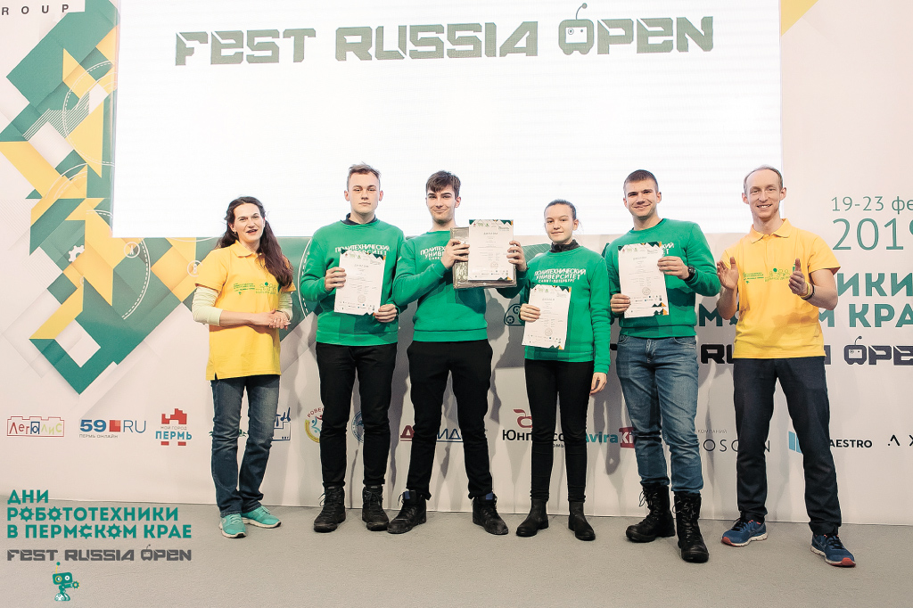 Победа команды КТМ на чемпионате России Fest Russia Open 2019