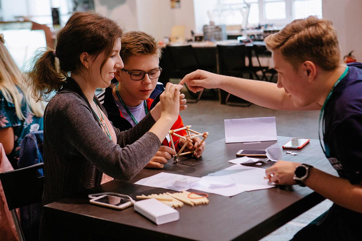 Проектная школа «От идеи до прототипа за 6 дней»