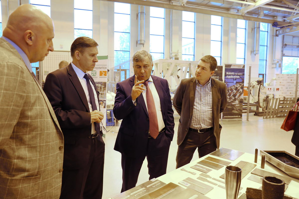 Кронштадтский морской завод — сотрудничество по аддитивным технологиям!