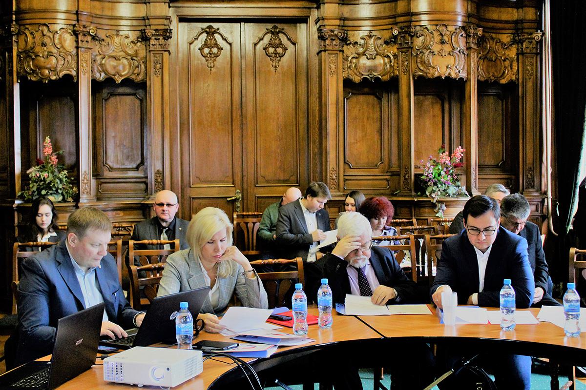 Прошло заседание экспертного совета Всероссийской научно-практической конференции им. Жореса Алферова