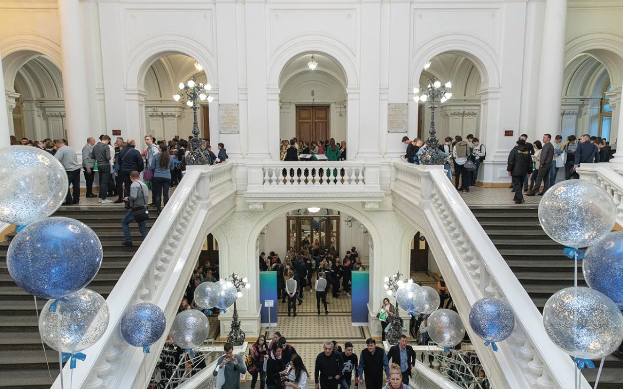 6 декабря в Политехе состоится фиджитал-день открытых дверей