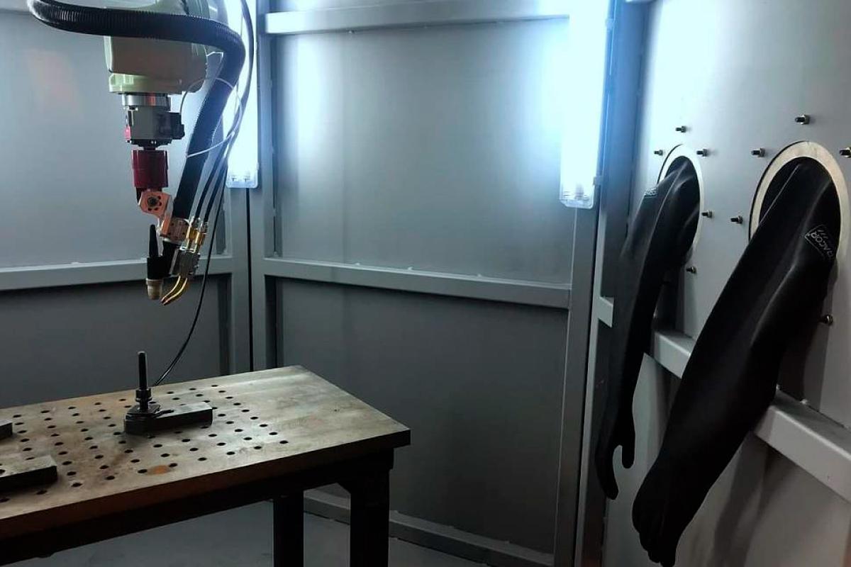 Ученые ИММиТ собрали 3D-принтер для скоростной печати изделий из титана