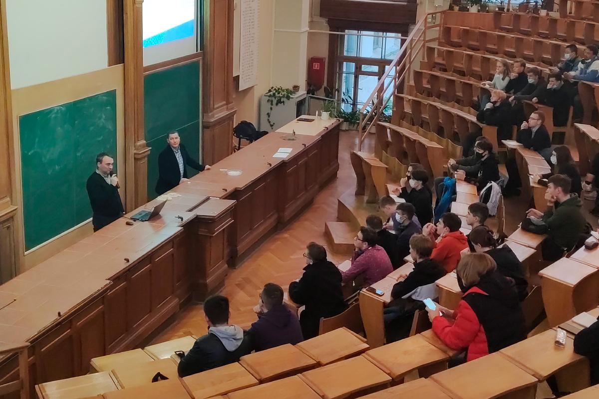 Состоялся семинар о международной и научной деятельности в ИММиТ