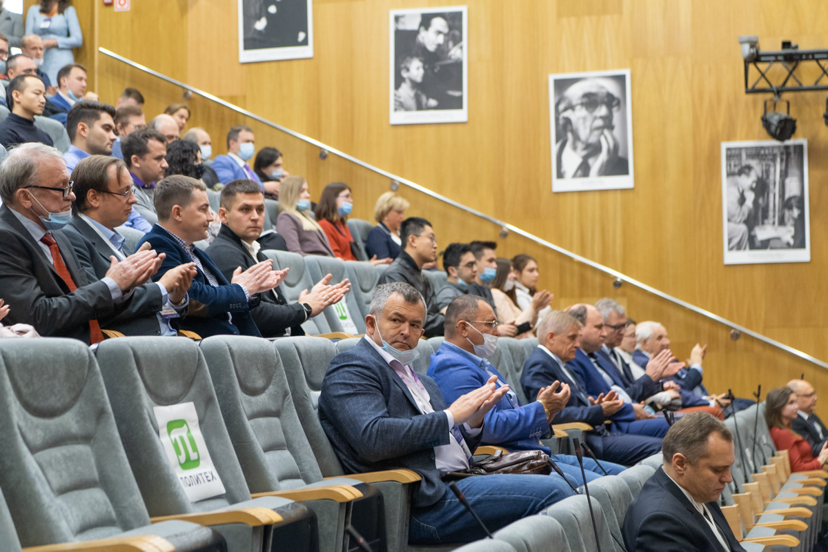 Конференция «Современные материалы и передовые производственные технологии» собрала в Политехе ведущих ученых и промышленников