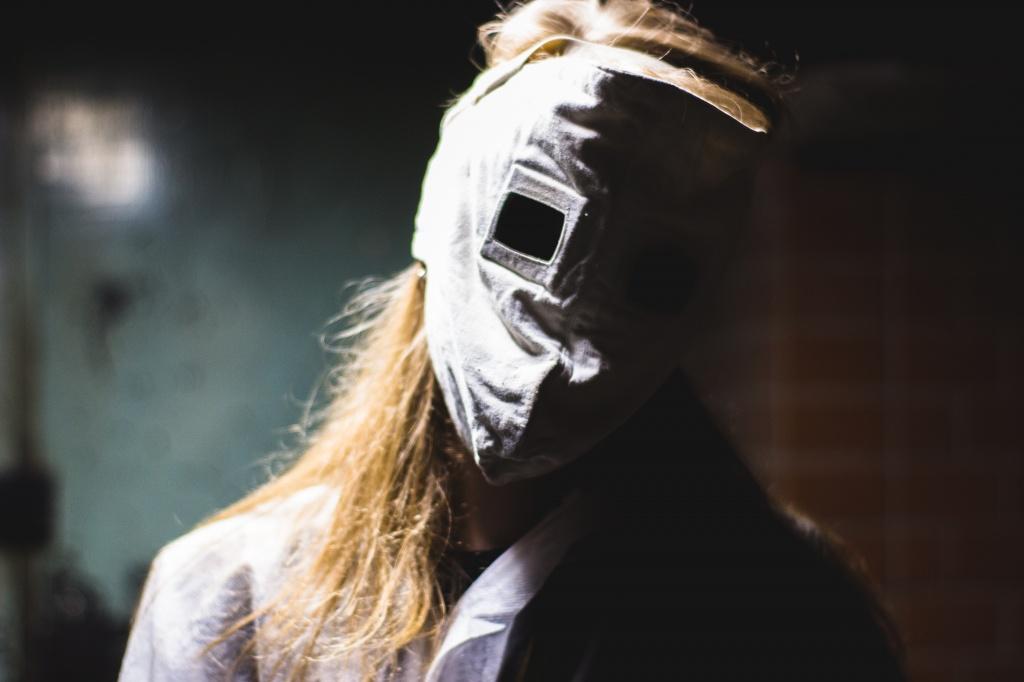 Хоррор-квест «На ощупь»