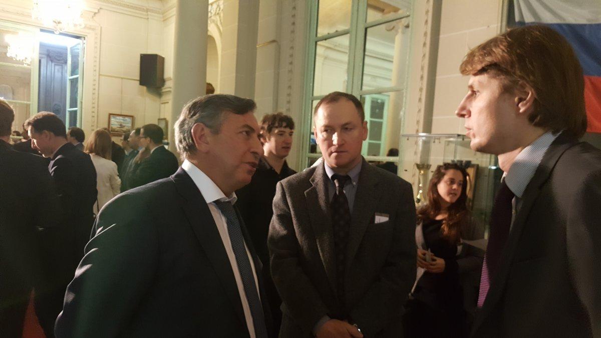 III форум «Инновации – новый двигатель российско-французского сотрудничества»