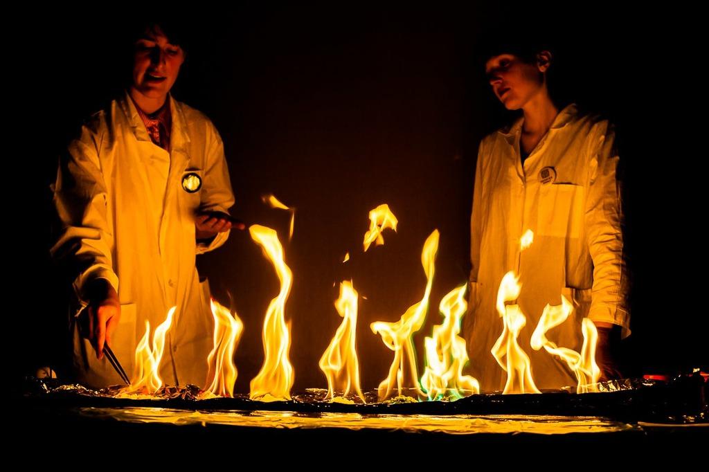 Программа «Химия сквозь время» на Фестиваль-Конкурсе научных театров «Наука – всем!»