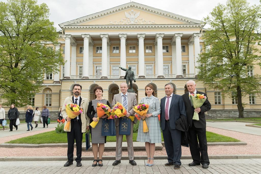 Сотрудники ИММиТ СПбПУ удостоены премий Правительства Санкт-Петербурга в области высшего образования