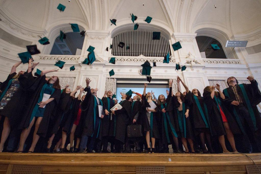 Церемония выпускников ИММиТ 2017